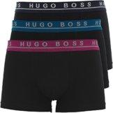 HUGO BOSS 3er Pack Vorteilspack NEU Fashion Boxer Shorts L Farbe 993 Trunk Pant Boxershorts enganliegend -
